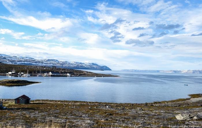 Camino de Porsanger a Varanger